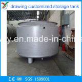 縦のステンレス鋼のミルクタンク