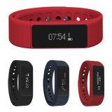 Seguimiento podómetro pulsera Bluetooth inteligente reloj I5 Plus Band llamada Muñequera