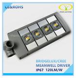 Indicatore luminoso di via approvato di RoHS 200W LED del Ce con 8 anni di garanzia
