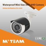 Mini cámara impermeable del CCTV 2048*1536 3MP Ahd del punto negro de la talla IP66 (MVT-AH15F)