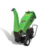 Shredder Chipper de madeira do motor de gasolina do cavalo-força Loncin do uso 15 do jardim com Ce do TUV
