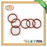 De rode Chemische Zure O-ring van Viton van de Weerstand