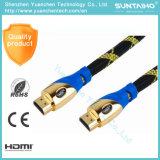 Alta qualidade & cabo de alta velocidade de 1080P HDMI para a HDTV
