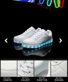 2016 новых ботинок СИД способа типа освещают вверх ботинки танцульки взрослый с светами