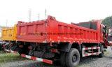 Vaciado Turck de Dongfeng LHD Rhd 4*2 carro de volquete del camión de 10 T a de 15 T