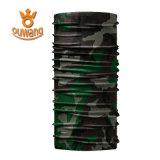 Bufanda de encargo promocional del tubo del cuello de la impresión del Bandana