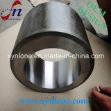 CNC, der ProzessEdelstahl-Buchse maschinell bearbeitet