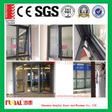 Bestes Qualitätsflügelfenster-Fenster-Aluminiumschwingen-Fenster