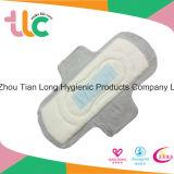 Femenino Producto algodón grueso Toallas sanitarias para las mujeres