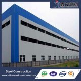 Construcción prefabricada Pre-Dirigida del taller del almacén de la estructura de acero