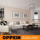 Установленная мебель виллы Oppein Австралии самомоднейшая белая домашняя (OP15-Villa01)
