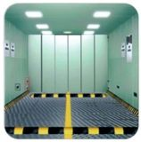 反対のドアが付いている大きいスペース及びロード自動車車のエレベーター