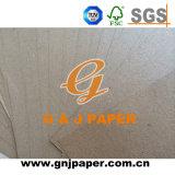 Aufbereitetes gewölbtes Papier der Massen-70-200GSM gebildet für Karton für Großverkauf