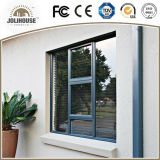 Doble vidriera Windows colgado superior de aluminio