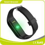 Sinc. corriente de Bluetooth del monitor de corazón de la aptitud con la pulsera elegante androide de Smartphone