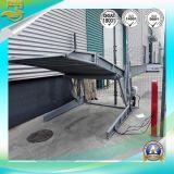 小型スマートな自動駐車システム