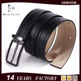 製造業者の供給の針先の本革の金属のバックルの人ベルト