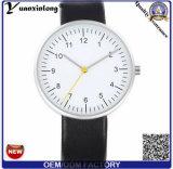 Los nuevos relojes de Mens del acero inoxidable de la llegada de la promoción Yxl-396 impermeabilizan el reloj de los hombres del cuarzo de la mano del hombre de negocios de la manera del Wristband