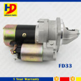 Мотор стартера двигателя Fd33 для Assy Nissan