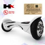 Hx 2 rueda eléctrica auto-equilibrio inteligente eléctrica pie Scooter