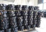 Trilha de borracha da máquina escavadora da alta qualidade da manufatura da trilha 400*72.5*74
