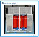 Transformateur sec compact 33kv 11kv de sous-station de distribution électrique