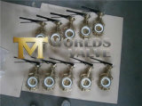 Aluminiumbronzen-Oblate-Drosselventil