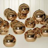 Galvanisierende hängende helle Dekoration-Glaskugel-hängende Beleuchtung