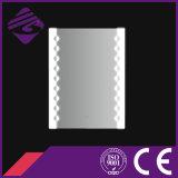Specchi decorativi della stanza da bagno di rettangolo di Jnh133 Cina Saso con l'indicatore luminoso del LED