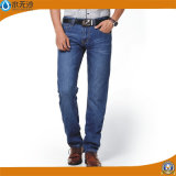 Оптовые люди 2017 джинсыов простирания хлопка джинсыов джинсовой ткани способа