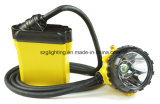 Kl12lm Anti-Explosion Corded Miner Head Lamp