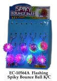 Heiße lustige 60mm beleuchten Sports oben Kugel-Spielzeug