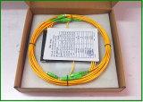 coupleur de fibre de mode unitaire des ports 1X3 de 1345nm 3mm/coupleurs à fibres optiques d'arbre