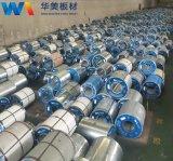Hete Galvalume PPGI van de Leverancier van China van de Rollen van de Verkoop PPGI Gegalvaniseerde verfte de Gegalvaniseerde Rol van het Staal vooraf