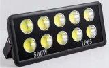 iluminação de inundação da luz do ponto do diodo emissor de luz do poder superior 100W