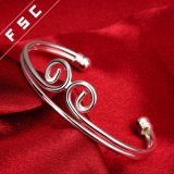 Fashion Silver Plated L'Incantation du Bracelet Golden Hoop