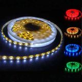 Alto CRI 60LEDs / M Epistar 5050SMD LED cuerda luz 14.4W / M LED luz de tira con IP65 a prueba de agua