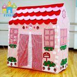 Puppe-Haus der Prinzessin-Teepee Play Garden scherzt Mädchen-Zelt-Schauspielhaus