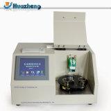Instrument d'analyse acide de numéro de neutralisation de pétrole électrique automatique de Huazheng