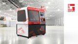 Máquina para corte de metales del laser de la pequeña fibra de Glorystar