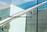 Corchete de la barandilla del montaje de la pared para la barandilla y la barandilla del acero inoxidable