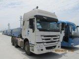 6X4 Zware Camion HOWO die met Ton 80-100 Capaciteit trekken