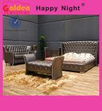 記憶G1080を用いる総合的な革材料そして現代出現ののどPUのベッド