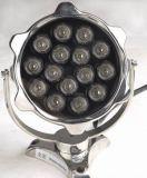 Indicatori luminosi subacquei a forma di dello stagno del fiore caldo LED di vendita con il basamento