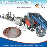 Riciclaggio della riga di lavaggio per la bottiglia di acqua dell'animale domestico/animale domestico che ricicla riga di lavaggio