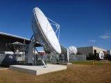 antenne de Rxtx de station terrestre de satellite de 6.2m