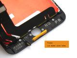 Tela móvel original LCD para o indicador positivo do toque do iPhone 7