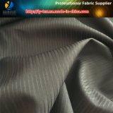 Poliéster espiga Especial tela de la raya para la ropa / de la guarnición (R0168)