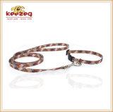 Correos de nylon de Collars& del gato del perro de la impresión de la transferencia de la calidad (KC0100)