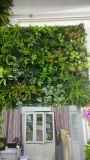 Заводы высокого качества искусственние и цветки зеленой стены Gu1123wa0162